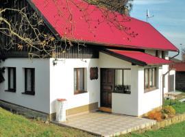 Holiday home Brada-Rybnicek, Jičín (Železnice yakınında)