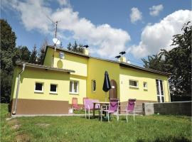 Two-Bedroom Holiday Home in Lubenec, Lubenec (Žihle yakınında)