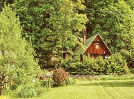Two-Bedroom Holiday Home in Hluky, Hluky (Šediviny yakınında)