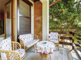 Two-Bedroom Apartment with Sea View in Rijeka, Turan
