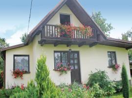 Holiday home Kucer, Kučeř (Milevsko yakınında)