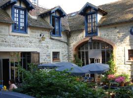 La Marlotte, Bourron-Marlotte (рядом с городом Montigny-sur-Loing)