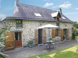 Four-Bedroom Holiday home Peillac with a Fireplace 01, Peillac
