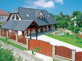 Holiday home Holubice, Holubice (Veltrusy yakınında)