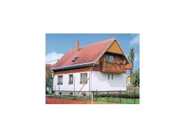 Holiday home Jindrichovice, Jindřichovice (Obora yakınında)