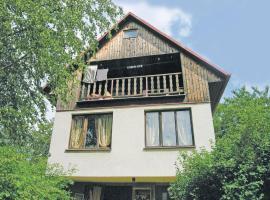 Holiday home Skalka, Cheb (Pomezí nad Ohří yakınında)