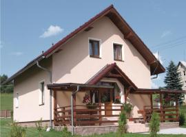 Holiday home Sindelova, Šindelová (Obora yakınında)