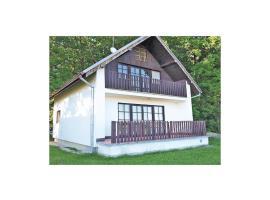 Holiday home Dehtare, Žabovřesky (Němčice yakınında)
