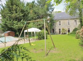 Holiday Home Spezet I, Coatquévéran (рядом с городом Cléden-Poher)