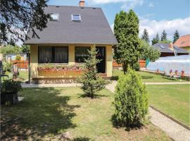 Two-Bedroom Holiday Home in Ohrobec, Ohrobec