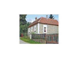 Holiday home Morinka GH-709, Mořinka (Dobřichovice yakınında)