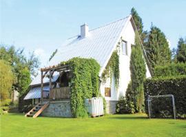 Holiday home Zahradni, Šlapanov (Štoky yakınında)