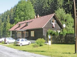 Holiday home Krasna Nr., Krásná (Ježanky yakınında)