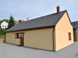 Three-Bedroom Holiday Home in Lesonice, Lesonice
