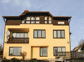 Four-Bedroom Apartment in Nova Lesna