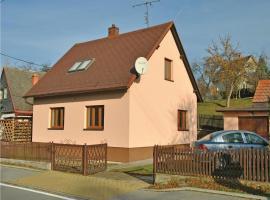 Holiday Home Zator 05, Loučky (Krnov yakınında)