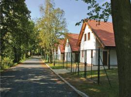 Holiday Home Moravec with a Fireplace 03, Moravec (Radešín yakınında)