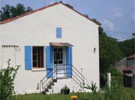 Holiday home Dampierre sur Boutonne QR-1523, Dampierre-sur-Boutonne (рядом с городом Boisserolles)