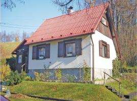Holiday home Moravka, Morávka (Ježanky yakınında)
