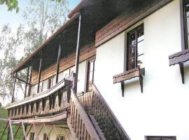 Apartment Potucnik I, Hynčice nad Moravou (Hanušovice yakınında)