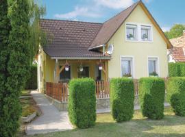Holiday home Nyár U.-Balatongyörök, Becehegy (рядом с городом Balatonederics)