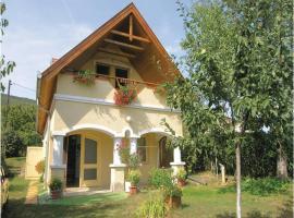 Holiday home Újhegy-Balatonederics, Balatonederics (рядом с городом Немесвита)