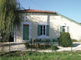 Two-Bedroom Holiday Home in Soumeras, Souméras
