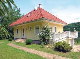 Holiday home HRSZ-Bárdudvarnok, Olajhegy (рядом с городом Szenna)