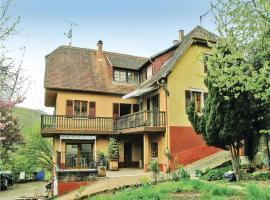 Apartment Breitenbach *XXXIX *, Breitenbach (рядом с городом Maisonsgoutte)