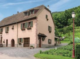 Holiday Home Steige I, Steige (рядом с городом Bourg-Bruche)