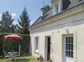 Holiday Home La Chapelle aux Naux with a Fireplace 07, La Chapelle-aux-Naux (Near Langeais)