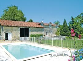 Holiday home Chez Lavis J-776, Bors-de-Montmoreau (рядом с городом Juignac)