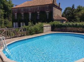 Two-Bedroom Holiday Home in Feuillade, Feuillade