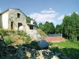 Holiday home St. Loup Lamairé with Outdoor Swimming Pool 395, Gourgé