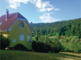 Two-Bedroom Holiday Home in Zalacsany, Залачань (рядом с городом Nagykapornak)