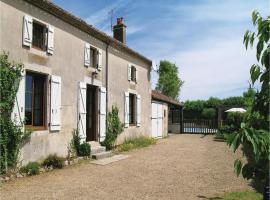 Holiday home La Boissiere-en-Gatine 51, La Boissière-en-Gâtine (рядом с городом Allonne)