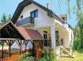 Holiday home Szechenyi U-Gór, Gór (рядом с городом Zsédeny)