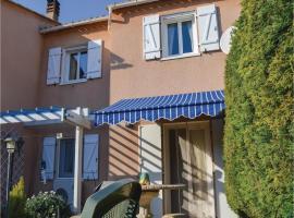 Two-Bedroom Holiday Home in Sarrola Carcopino, Sarrola-Carcopino