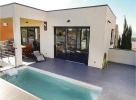 Three-Bedroom Holiday Home in Leucate, Leucate