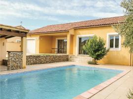 Five-Bedroom Holiday Home in Saint Nazaire d'Aude, Saint-Nazaire-d'Aude (рядом с городом Ventenac-d'Aude)