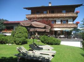 Pension Hinterseer, Kitzbühel