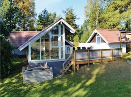 Three-Bedroom Holiday home Ebeltoft 03, Øksenmølle