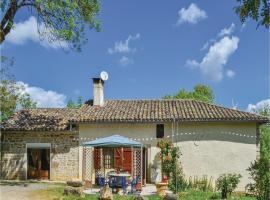 Two-Bedroom Holiday Home in Verfeil sur Seye, Verfeil-sur-Seye (рядом с городом Varen)