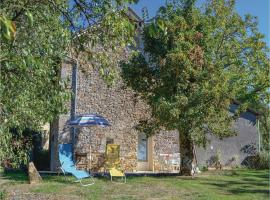 One-Bedroom Holiday Home in Causse et Diege, Causse et Diege (рядом с городом Naussac)