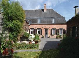 Five-Bedroom Holiday Home in Iviers, Iviers (рядом с городом Rouvroy-sur-Serre)