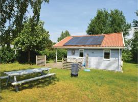 Three-Bedroom Holiday Home in Vordingborg, Vordingborg (Skaverup yakınında)