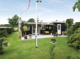 Two-Bedroom Holiday Home in Faxe, Faxe (Mosebølle yakınında)