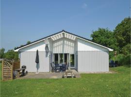 Holiday home Illeris Farsø IX, Hvalpsund (Alstrup yakınında)