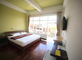 New ihouse hotel., Vientiane
