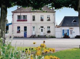 Holiday Home Bouber Sur Canche Bis Place General De Gaulle, Boubers-sur-Canche (рядом с городом Fillièvres)